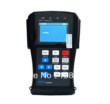 """CCTV Security Tester with 2.8inces TFT-LCD Monitor, High quality CCTV Tester, secure tester 2.8""""(China (Mainland))"""