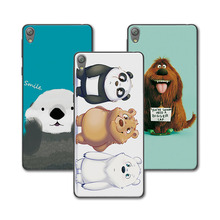 Buy New Style! Bear Carton Soft silicone Case Sony Xperia E5 F3311 F3313 Case Back Cover Sony E5 Phone Cases coque capa+Gift for $1.35 in AliExpress store