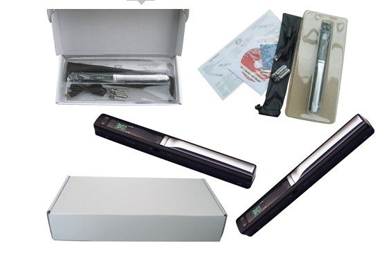 Handheld Scanner .Choi days portable hand scanner, the document can be converted to black and white conversion plant WOrd Price(China (Mainland))