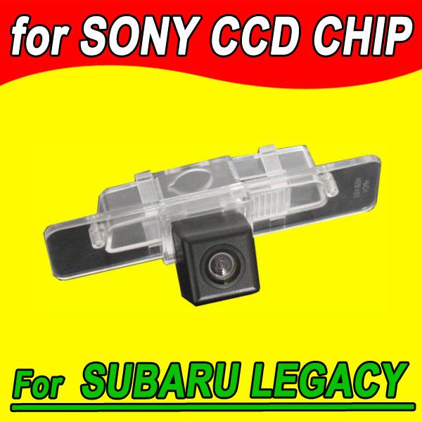 For Sony CCD Subaru Legacy Car rear view Camera back up reverse parking car camera waterproof NTSC PAL(Optional)(China (Mainland))
