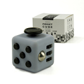 3 3cm Mini Fidget Cube Vinyl Desk Finger Toy Squeeze Fun Stress Reliever Toys 11 Colour