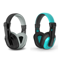 Super Deep Bass Game Headphone Stereo Surrounded Over-Ear Gaming Headset Headband Earphone with Mic for Computer PC Gamer