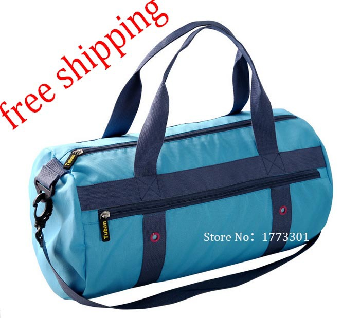 free shipping ! Tuban wet and dry separation package , waterproof sport receive bag storage bag , swimming bag(China (Mainland))