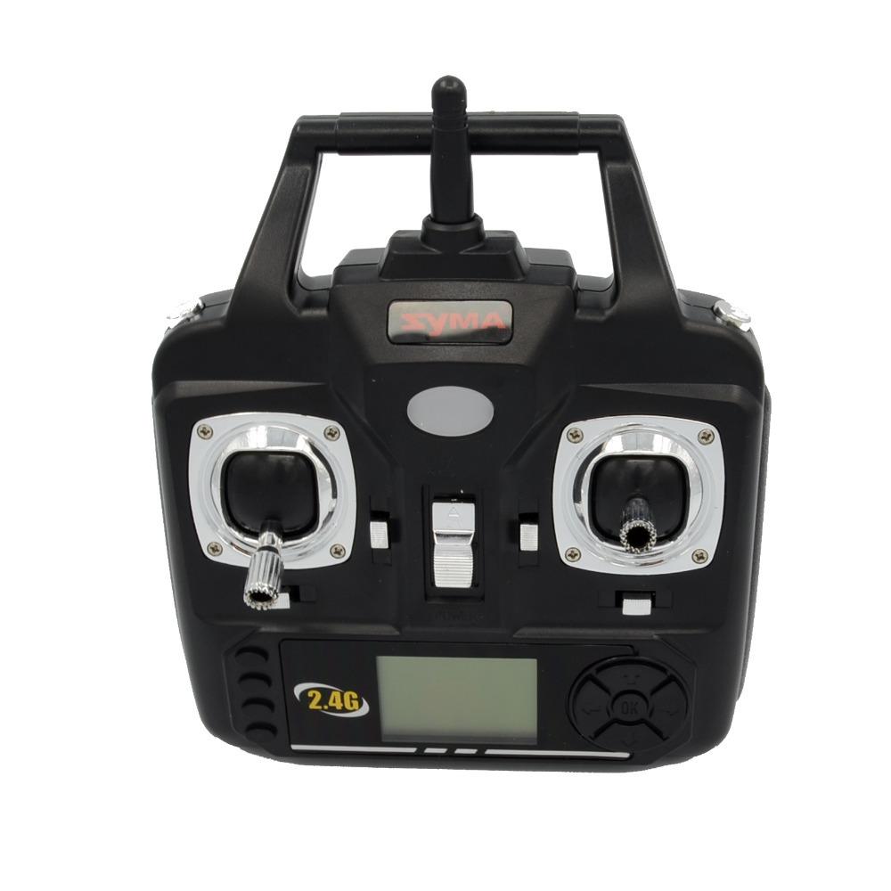 3 Batteries Syma X5C 1 2 4GHz 6 Axis Gyro Rc Quadcopter Drone UAV 2MP HD