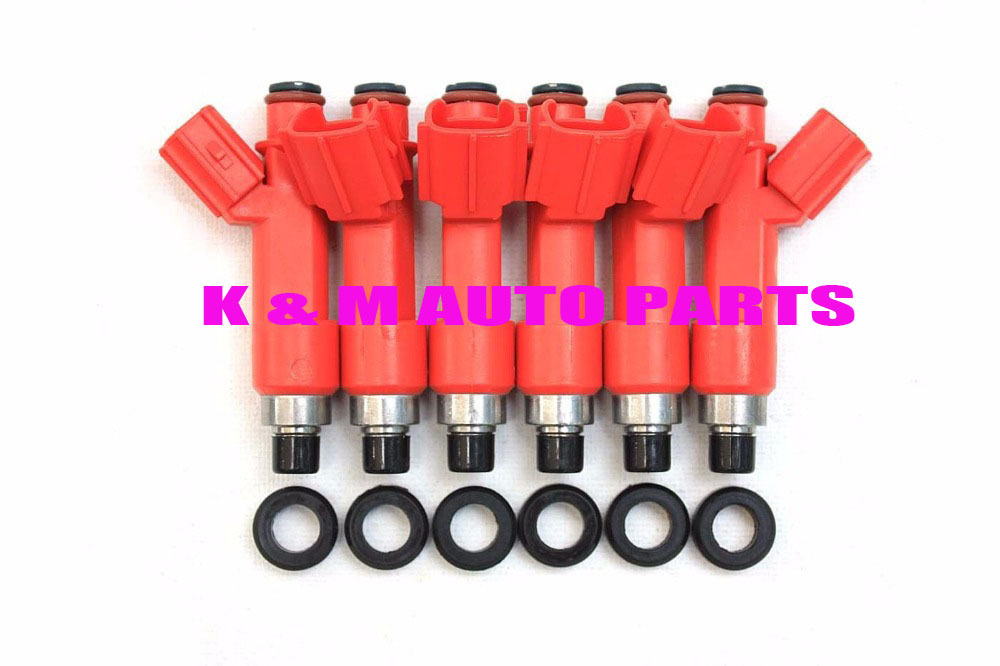 Fuel Injector/injection Nozzle 1001-87F90 100187F90 for Toyota Supra 2JZ 7MG 850 cc(China (Mainland))