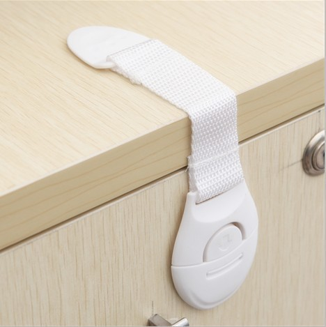 10pcs Child Safty cabinet Lock Fridge For Children Kid Window security Baby safe safety Angle Sliding Door securite products(China (Mainland))