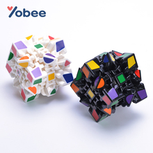 Buy 3x3x3 6CM Magic Gear Cube Puzzle Toys Magical Cubes Children Classic Educational Toy Girl Boy Kids Gift Stress Fidget Game for $4.99 in AliExpress store