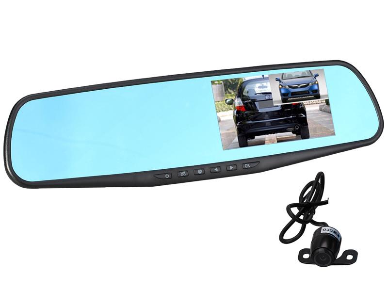 Форумы видеорегистратор в зеркале заднего вида жуткие аварии на видеорегистратор