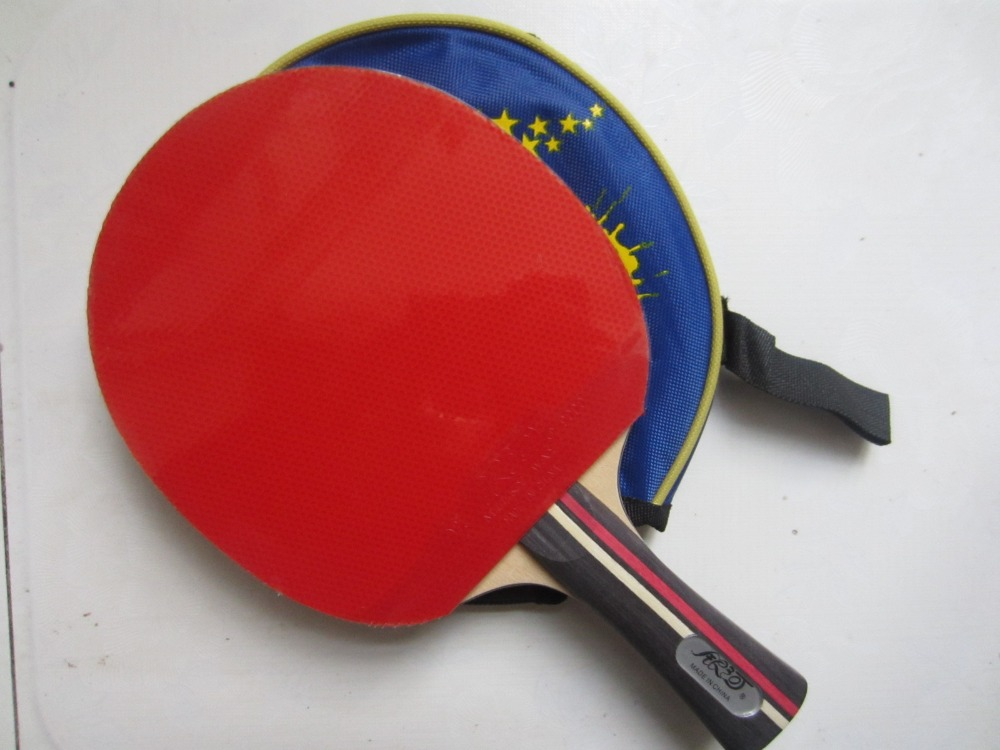 Original Yinhe / Milky Way / Galaxy 02B (02 B, 02-B) pips-in shakehand table tennis / ping pong racket + a bat case(China (Mainland))