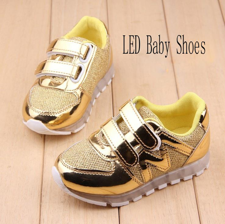 Hot LED Light Luminous Baby Boys,Girls Shoes Spring-Summer 2015 Fashion Sneakers LED Children Shoes Size 21-30 Free Shipping<br><br>Aliexpress