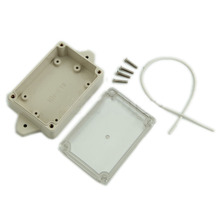 Waterproof Plastic Electronic Project Box 85x58x33mm Cover Enclosure Instrument Case Electrical Supplies VE838 P0.5(China (Mainland))