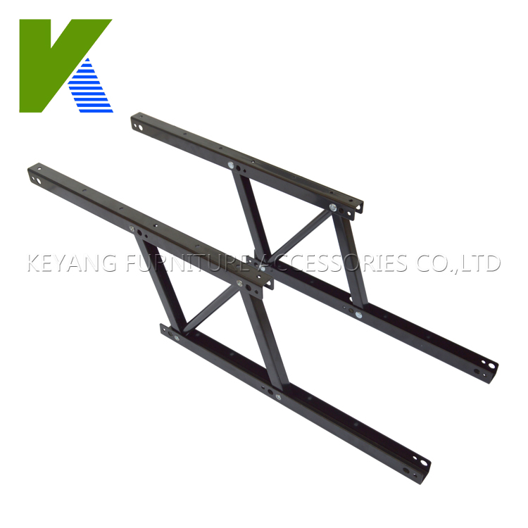 Folding Table Parts Lift Up Transform Coffee Table Mechanism KYD006(China (Mainland))