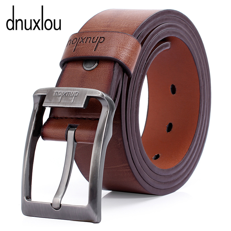 HOT SALE 2015 Marcas Cintos Famous Brand Luxury Belt Men cowboy Male Waist Strap Leather Alloy