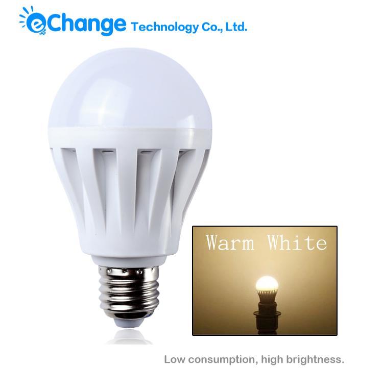 32pcs/lot Professtional Lighting E27 Globe LED Energy Saving Light Screw Lamp Bulb Christmas Warm White 7W EB5786<br><br>Aliexpress