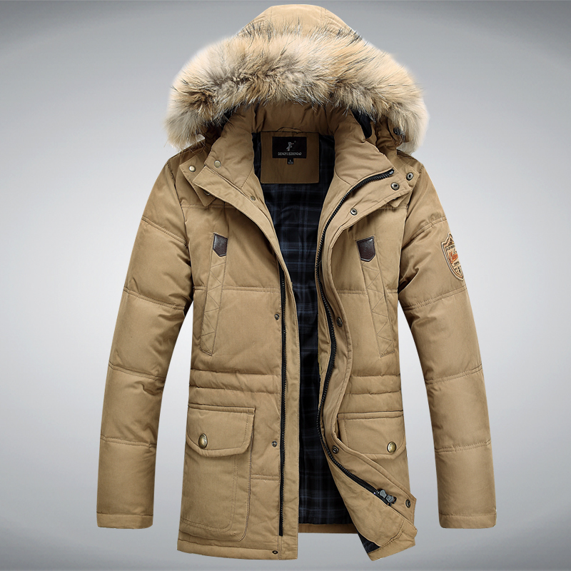 Designer Parka Jacket | Outdoor Jacket