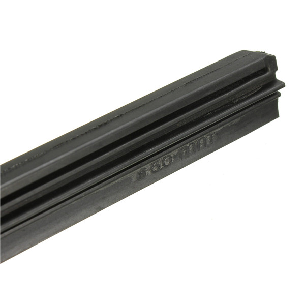 Silicone 26 6mm Cut to Size Universal Vehicle Replacement Wiper Blade Refill