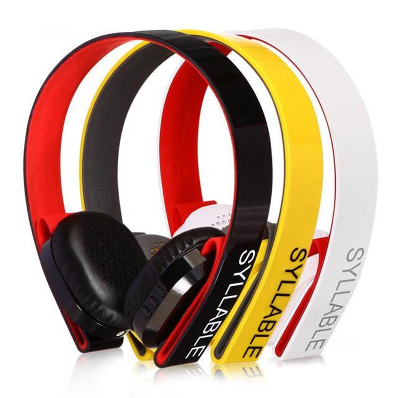 original Brand Syllable G600 Stereo Bluetooth Headset 4 0 font b Headphone b font HIFI wireless