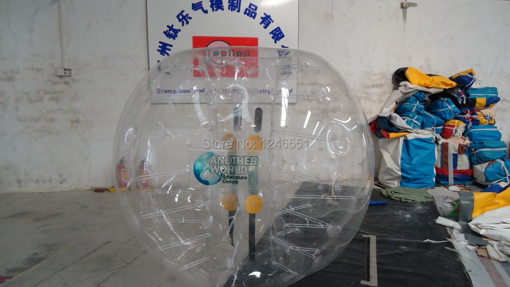 2014 Newest PVC 1.8 m soccer bubble ball,bubble bumper,big soccer ball with clear logo printing Drop Shipping(China (Mainland))