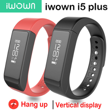Buy Original iwown i5 Plus Smart Bracelet Wristband Activity Tracker SmartBand Passometer Sleep Monitor Android IOS Touchpad for $16.71 in AliExpress store