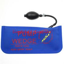 Promover con precios más bajos herramientas de cerrajería KLOM bomba de la cuña lock pick set puerta abridor Universal cuña del aire ( azul )