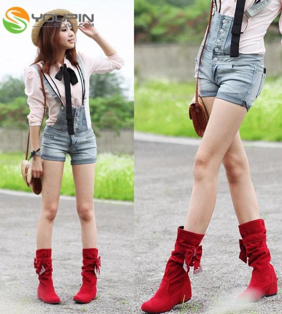 Military Boots Womens New Women Girl Fashion Boots