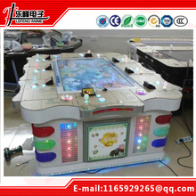 2015 hot sale 8 player electronic fishing video game consoles sea fishing game machine/Entertainment machine(China (Mainland))