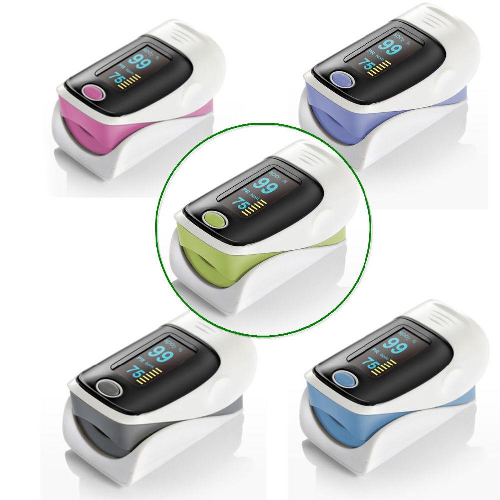 Hot freeshipping finger pulse oximeter blood pressure monitor heart
