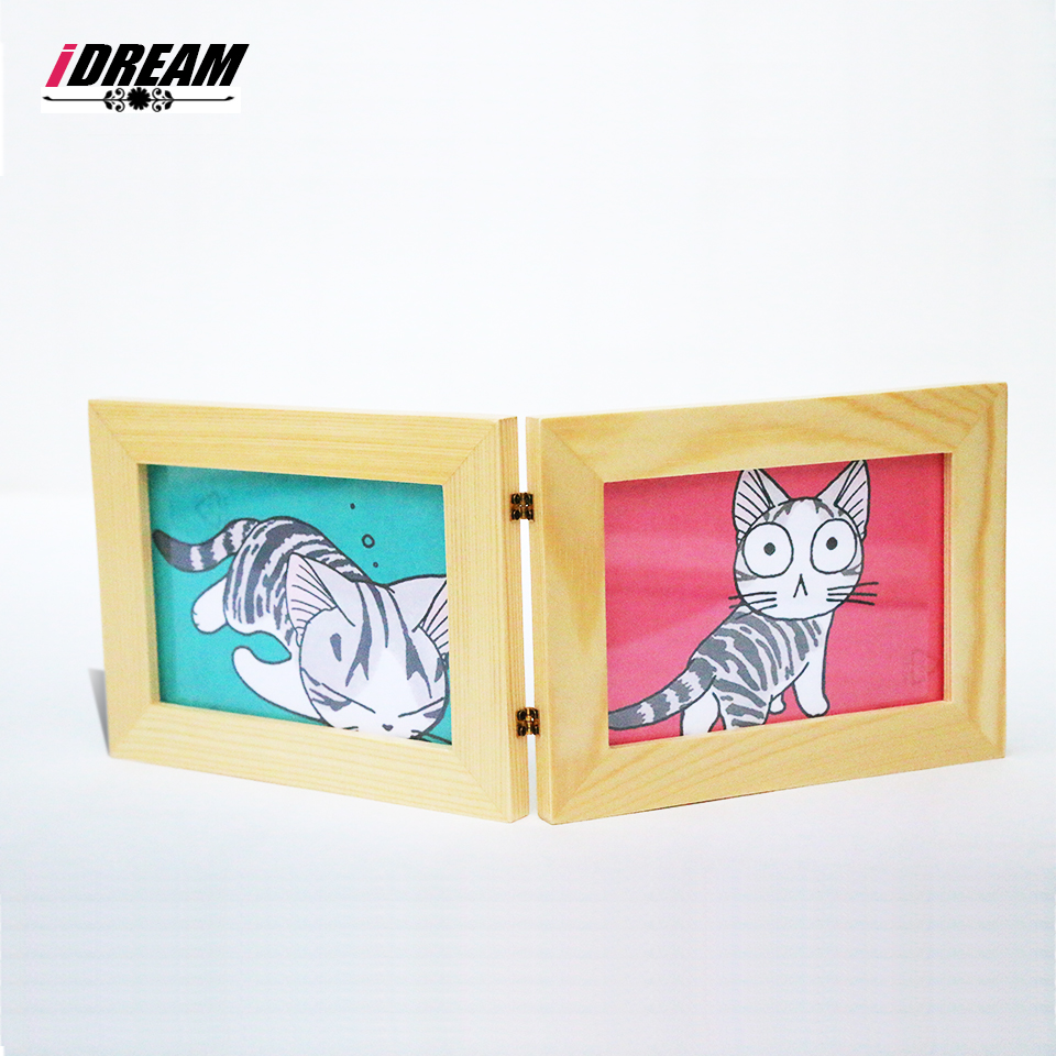 3 x 5 4 x 6 5 x 7 size wood picture frames combine two pieces