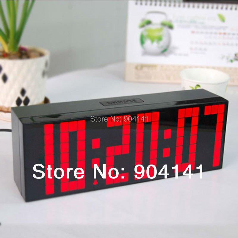 Digital LED Countdown Timer Alarm Wall Modern Clocks - Chihai Electronic Co., Ltd store