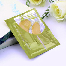 1pair 2015 Eye Patches Gold Crystal Collagen Eye Mask Anti-winkle High Quality