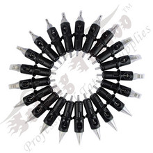 High Quality 10Pcs Hawk Tattoo Machine Permanent Makeup Eyebrow Needles For Rotary Machine Pen EN03-3RL(China (Mainland))