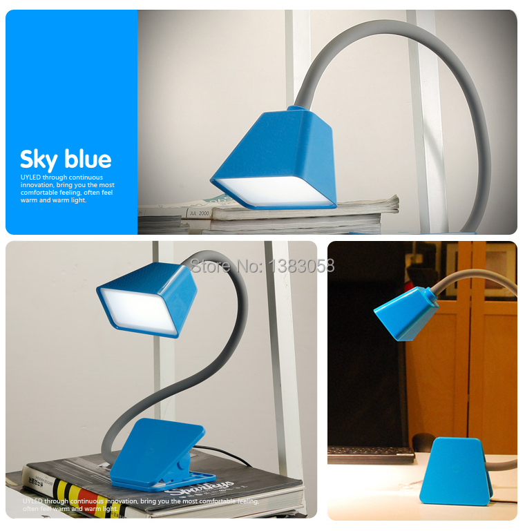 adjustable clip on bed lamp 2