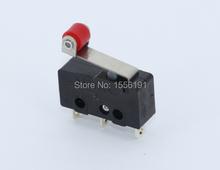 10PCS 3pin All New Limit Switch N O N C 5A250VAC KW11 3Z Mini Micro Switch