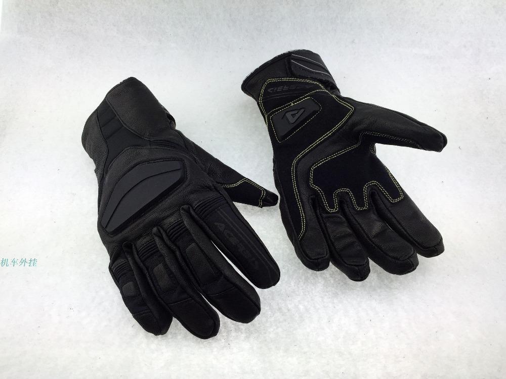 Waterproof Winter Motorcycle gloves racing Knights cold warm(China (Mainland))