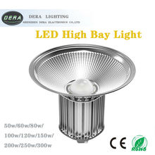 Buy 200W Integrated LED Industrial Lighting High Bay Light Lamp Warehouse Ceiling Factory Floor Lighting LED Mining White for $600.00 in AliExpress store