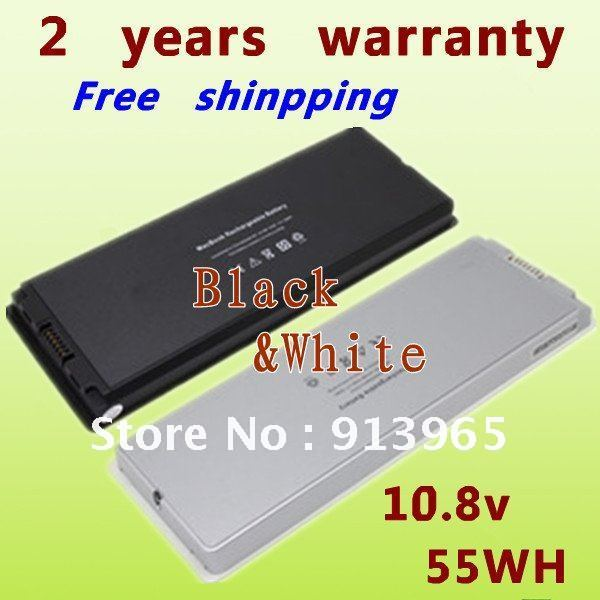"""NEW+ 55Wh Replacement laptop Battery for Apple MacBook 13"""" A1185 A1181 MA561 MA561FE/A MA561G/A MA254 MacBook 13"""" MA700J/A(China (Mainland))"""