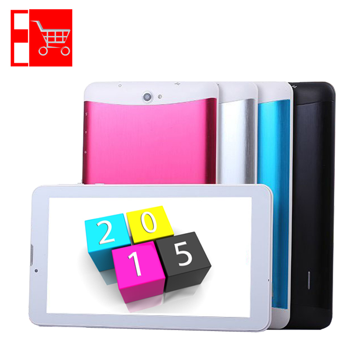 Promotional 3G 1024*600 Phone Calls Tab HD WCDMA SIM Bluetooth Smart Dual Core 7 inch Android Tablet for Gift Free Shipping(China (Mainland))