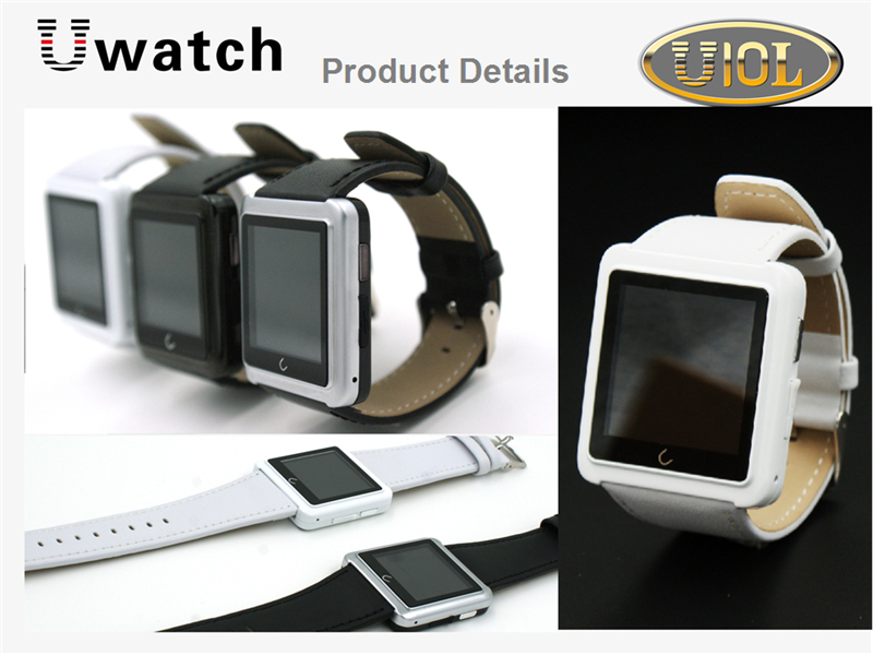 2015 New WristWatch U10L Bluetooth smart watch sport Pedometer anti-hilang Smartwatch for iPhone IOS and Android Smartphones(China (Mainland))
