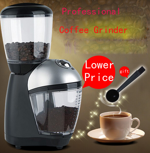 Pm 93 200w Electric Coffee Bean Herbs Spice Nuts Grinder