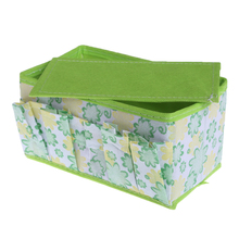 Cosmetic Folding Make Up Storage Box Container Bag Case Stuff Organizer Free Shipping ST1