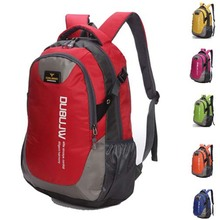 2015 New Style School Bags For Boys Girls Back Pack Casual Sport Double-shoulder School Backpack Travel Backpacks For Teenagers(China (Mainland))
