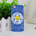 A1379 Leicester City Transparent Hard Thin Case Cover For Apple iPhone 4 4S 5 5S SE