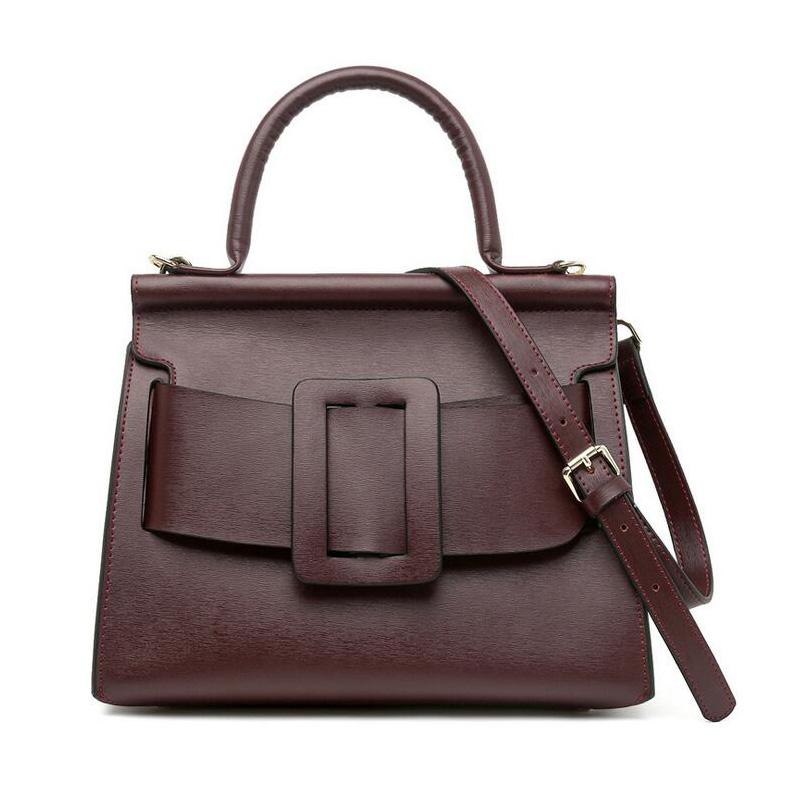 Simple Acelure Women Bag 2017 New Women Messenger Bags European And American