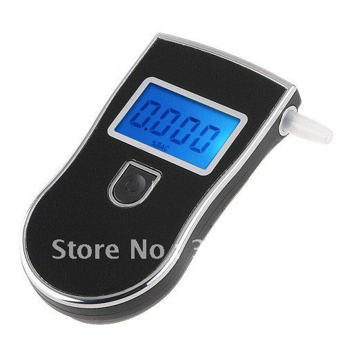 New Prefessional Police Digital Breath Alcohol Tester Breathalyser(China (Mainland))