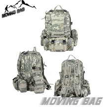 INFANTRY MOLLE 3 DAY BIG BUG OUT BAG ASSAULT PATROL PACK 3 POUCH SET FREE SHIPPING