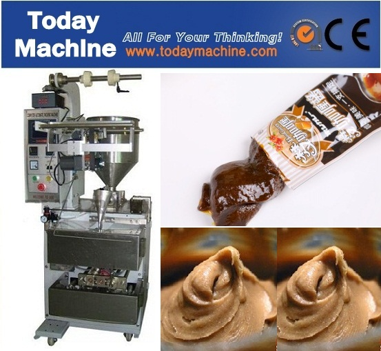 Automatic Vertical Chocolate Paste Auto Filling Packing machine Manufacturer(China (Mainland))