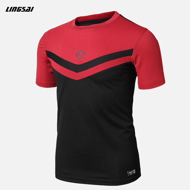 LUCKY SAILING Outdoor Sports Muscle Short Sleeve Workout Brand T shirt Men Undershirt Fitness Bodybuilding Clothing Tops & Tees(China (Mainland))