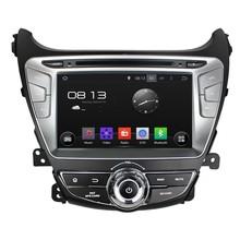 Rockchip 3188 Quad Core 1.6G CPU 16GB HD 1024*600 Android 5.1.1 Car DVD Player Radio GPS Navi Stereo for HYUNDAI Elantra 2014