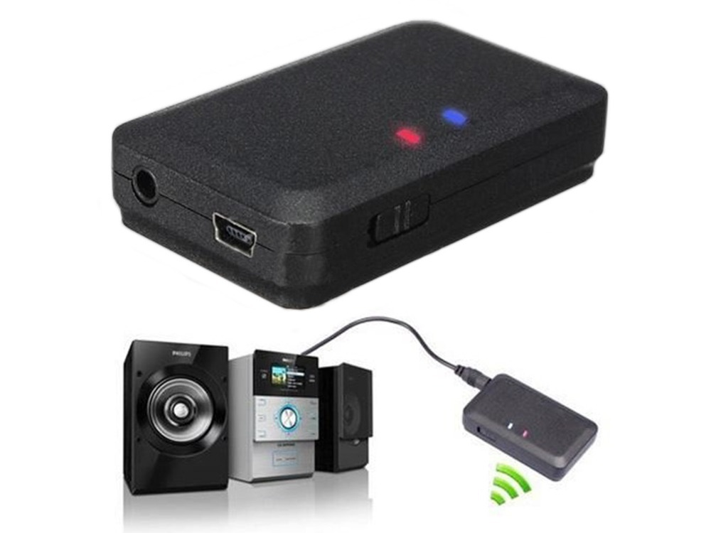 New 3 5mm Jack Wireless H166 Hifi Bluetooth Stereo Audio