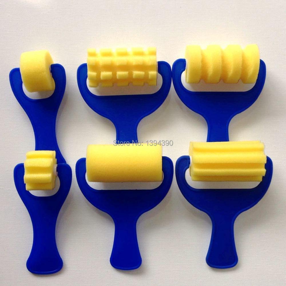Pics Sponge Paint Rollers